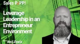 Leverage Leadership in an Entrepreneur Environment