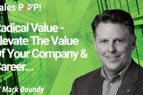 Radical Value – Elevate The Value Of Your Company & Career