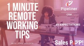1 Minute Remote Working Tips – #1 Expectations