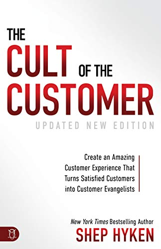 The Cult of the Customer Cover