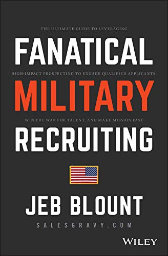 Fanatical Military Recruiting Cover