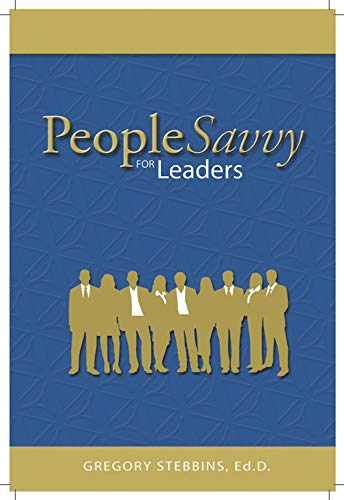 PeopleSavvy for Leaders Cover
