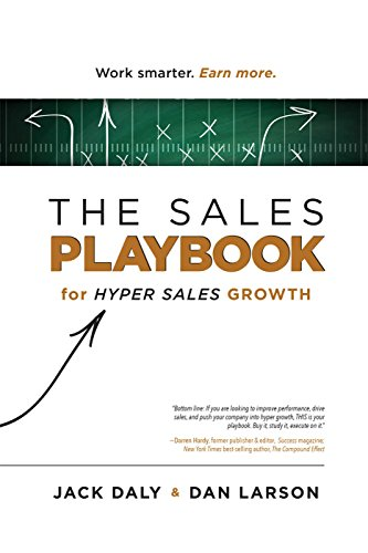 The Sales Playbook: for Hyper Sales Growth Cover
