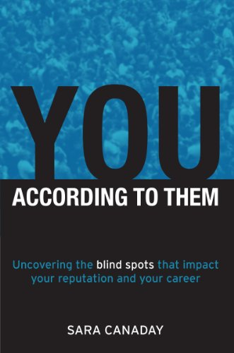 You — According to Them: Uncovering the blind spots that impact your reputation and career Cover