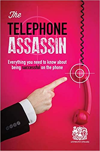 Telephone Assassin Cover
