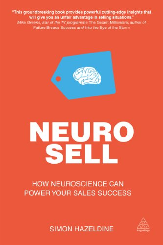 Neuro-Sell: How Neuroscience can Power Your Sales Success Cover