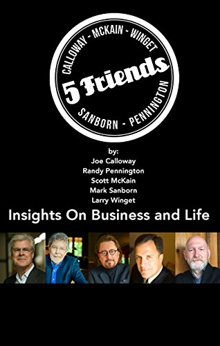 Insights on Business and Life: From the Five Friends Cover