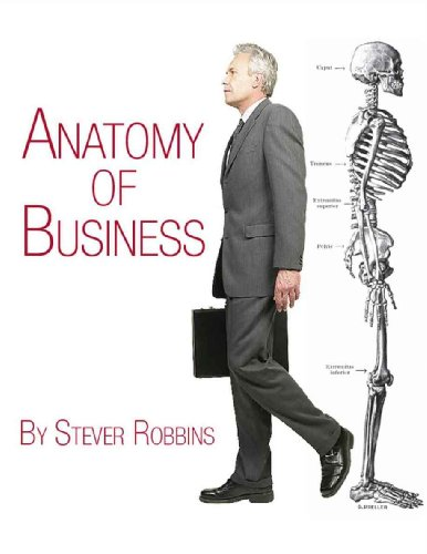 Anatomy of Business Cover
