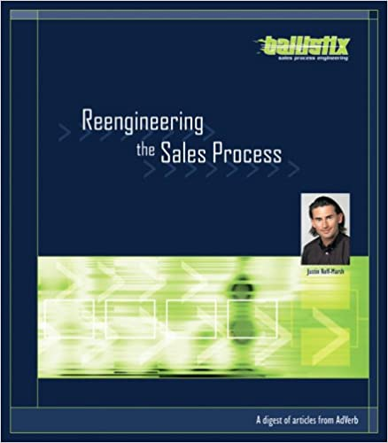 Reengineering the Sales Process Cover