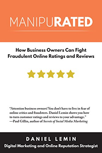 How Business Owners Can Fight Fraudulent Online Ratings and Reviews Cover