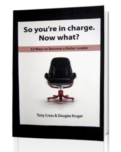 So Your'e In Charge. Now What? (50 Ways) Cover