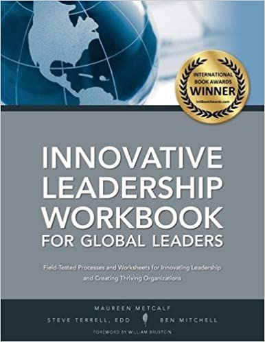 Innovative Leadership Workbook for Global Leaders Cover