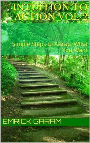 Intuition to Action Vol 2: Simple Steps to Attract What You Want Cover