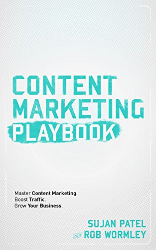 Content Marketing Playbook: MASTER THE ART OF CONTENT MARKETING Cover