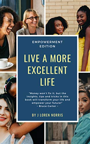 Live A More Excellent Life Cover