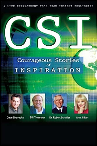 Courageous Stories of Inspiration Cover