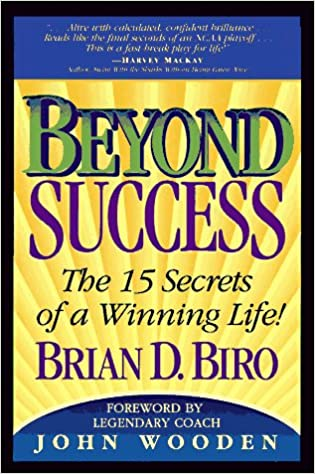Beyond Success: The 15 Secrets of a Winning Life! Cover