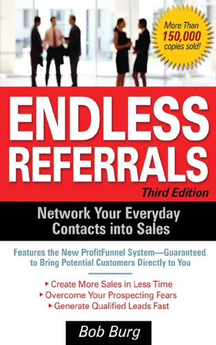 Endless Referrals, Third Edition Cover
