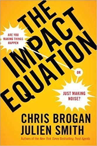 The Impact Equation: Are You Making Things Happen or Just Making Noise? Cover