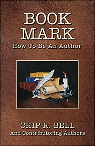 Book Mark: How To Be An Author Cover