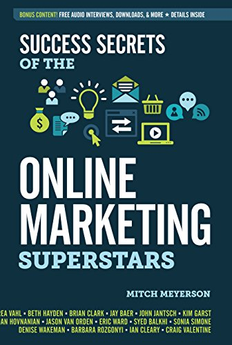 Success Secrets of the Online Marketing Superstars Cover