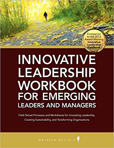 Innovative Leadership Workbook for Emerging Managers and Leaders Cover
