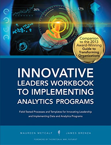 Innovative Leaders Workbook to Implementing Analytics Programs Cover