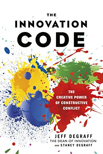 The Innovation Code: The Creative Power of Constructive Conflict Cover