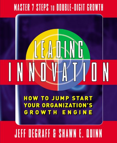 Leading Innovation: How to Jump Start Your Organization's Growth Engine Cover