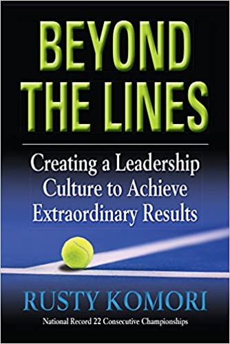 Beyond the Lines: Creating a Leadership Culture to Achieve Extraordinary Results Cover