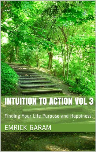 Intuition to Action Vol 3: Finding Your Life Purpose and Happiness Cover