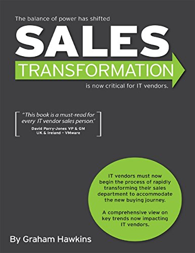 Sales Transformation Cover