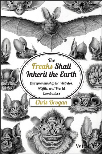 The Freaks Shall Inherit the Earth: Entrepreneurship for Weirdos, Misfits, and World Dominators Cover