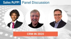 Panel Discussion: CRM in 2020