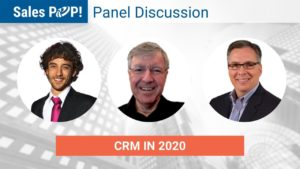 CRM in 2020 Panel Discussions