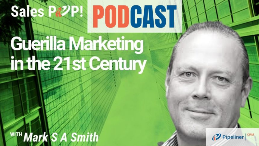 🎧 Guerilla Marketing in the 21st Century