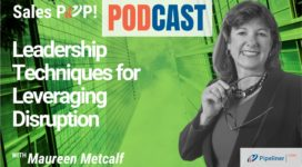 🎧 Leadership Techniques for Leveraging Disruption