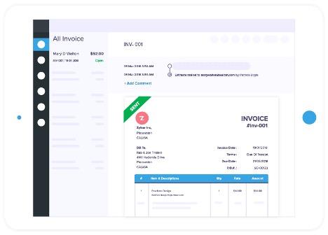 Handdy invoice app