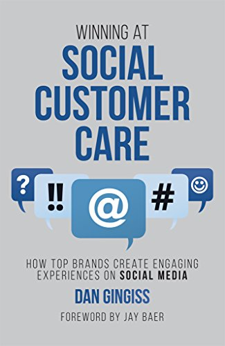 Winning at Social Customer Care: How Top Brands Create Engaging Experiences on Social Media Cover