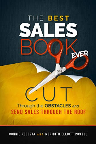 The Best Sales Book Ever/The Best Sales Leadership Book Ever Cover