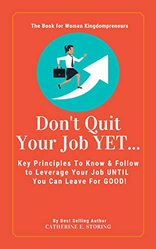 Don't Quit Your Job YET… Cover