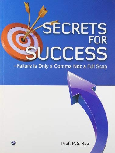 SECRETS FOR SUCCESS Cover