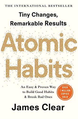 Atomic Habits: The life-changing million copy bestseller Cover