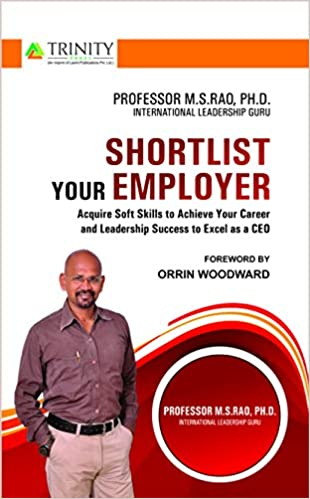 Shortlist Your Employer Cover