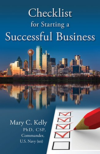 Checklist for Starting a Successful Business Cover