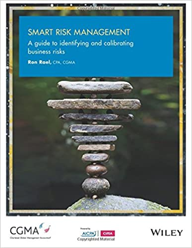 Smart Risk Management: A Guide to Identifying and Calibrating Business Risks Cover
