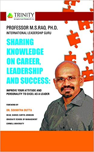 Sharing Knowledge on Career Leadership and Success Cover