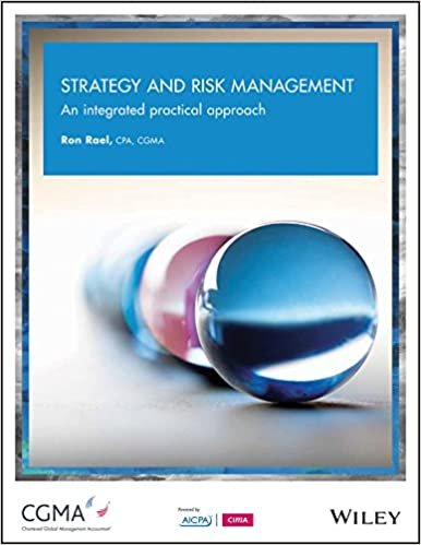 Strategy and Risk Management: An Integrated Practical Approach Cover