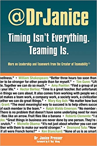 Timing Isn't Everything. Teaming Is. Cover