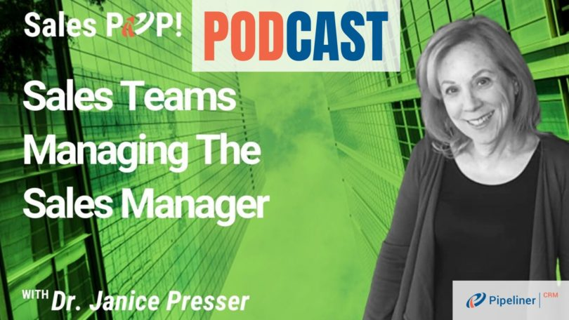 🎧 Sales Teams Managing The Sales Manager